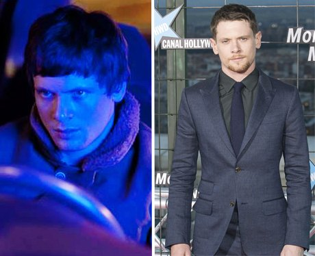 Skins Cast Then and Now Jack O'Connell