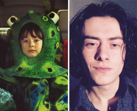 Octopus from Love Actually has grown up