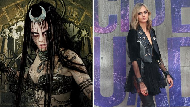 Cara Delevingne Was Photoshopped Thinner For Suicide Squad ...