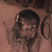 Image 9: Drake gets a tattoo of Denzel Washington